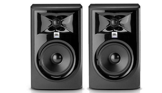 JBL 305P Mk2 低音がよく出るコスパ良いモニタースピーカー